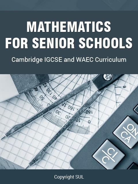Mathematics for Senior Schools